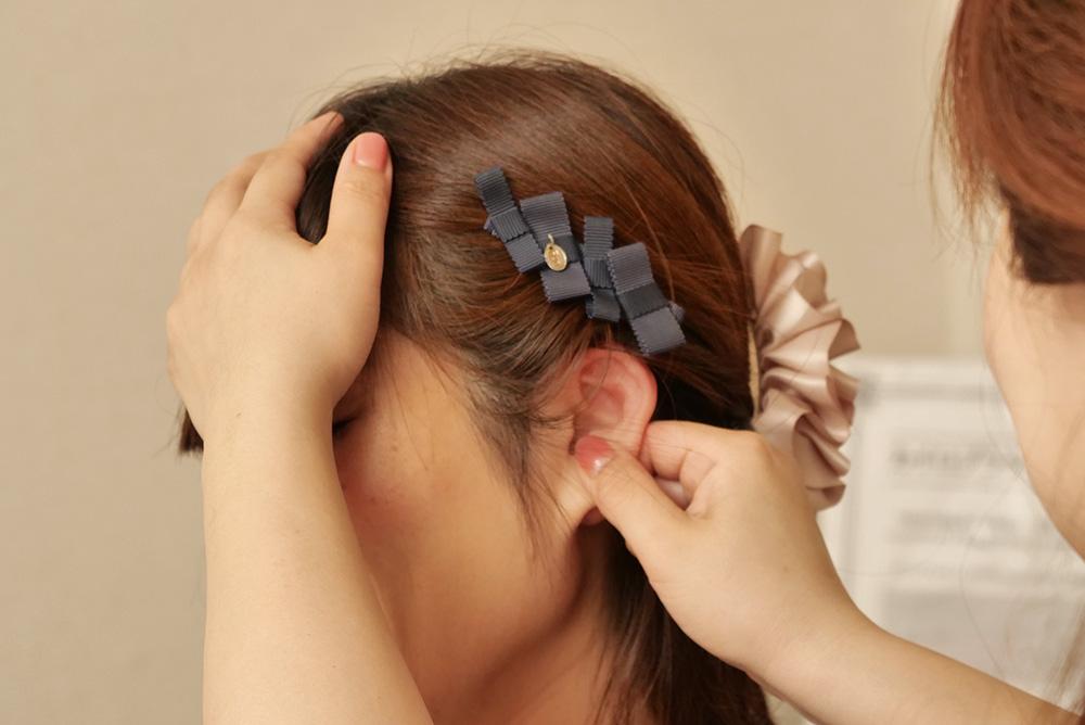 自律神経の乱れを整える耳つぼマッサージ