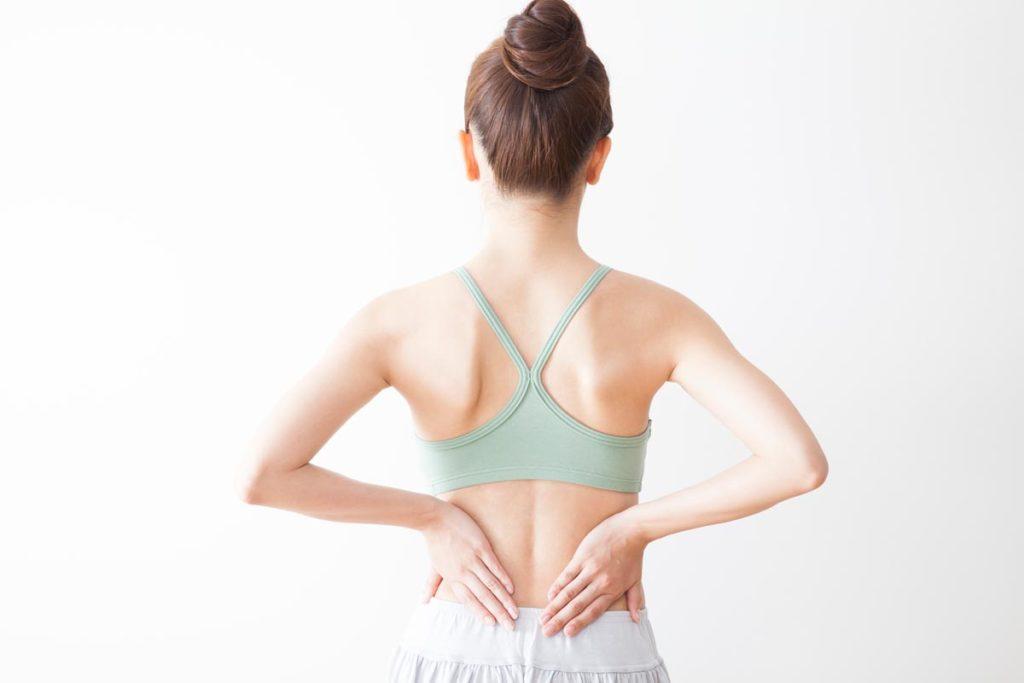 肩甲骨はがしで肩こり、猫背、背中の老化を防ぐ!②
