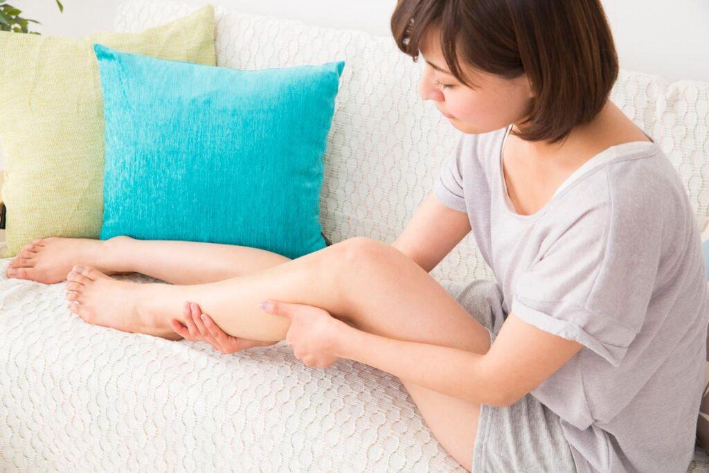 emsエステが促進する筋肉収縮でむくみを改善